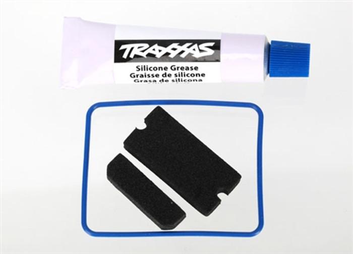 Traxxas Receiver Box Seal Kit, 7425