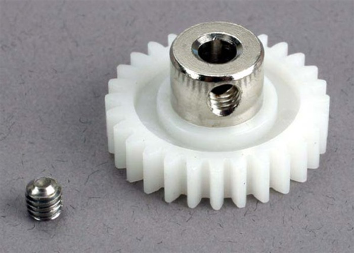 Traxxas Drive Gear 28-tooth with Set Screw, 1526