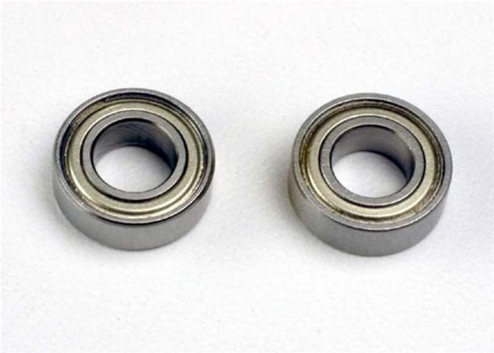 Traxxas Ball Bearings 6x12x4mm, 4614