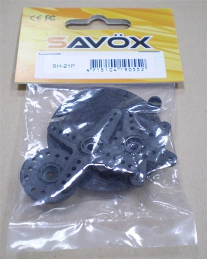 Savox SH21p Servo Horn - Full Set