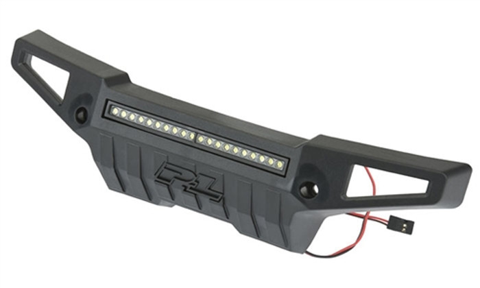 "Pro-Line PRO-Armor Front Bumper with 4"" LED Light Bar Mount for X-Maxx, 6342-00"