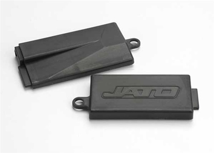 Traxxas Receiver & Battery Cover Jato 3.3, 5524