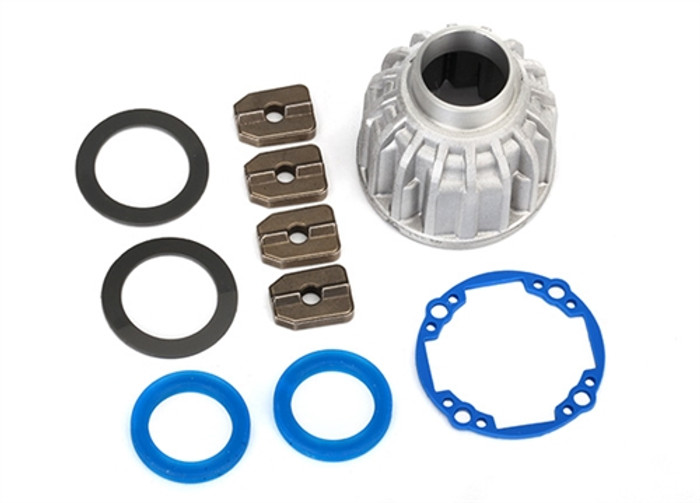 Traxxas Aluminum Differential Carrier for the Unlimited Desert Racer, 8581X