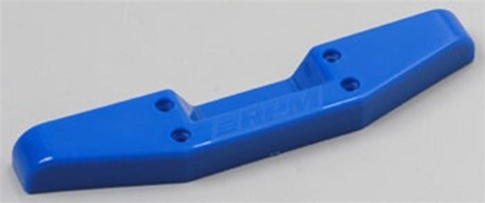 RPM Rear Step Bumper for the Traxxas T/E-Maxx - Blue, 80095