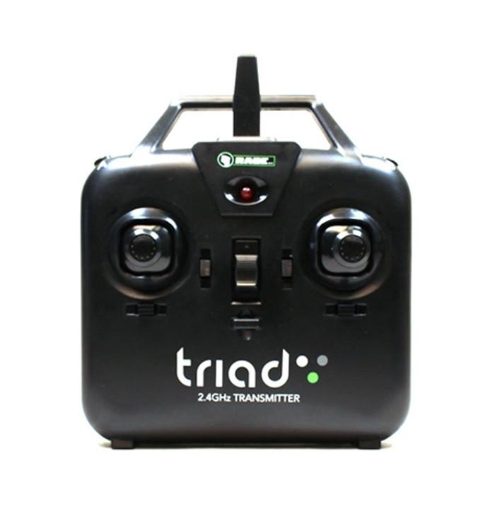 Rage 2.4GHz Transmitter for Triad FPV Drone, 4315