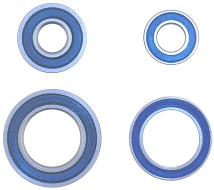 RPM Replacement Oversized Bearing Set for Traxxas Revo and T/E-Maxx, 80570