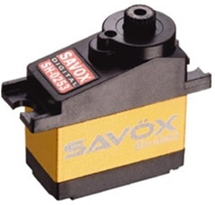 Savox SH-0253 Super Speed Micro Digital Servo