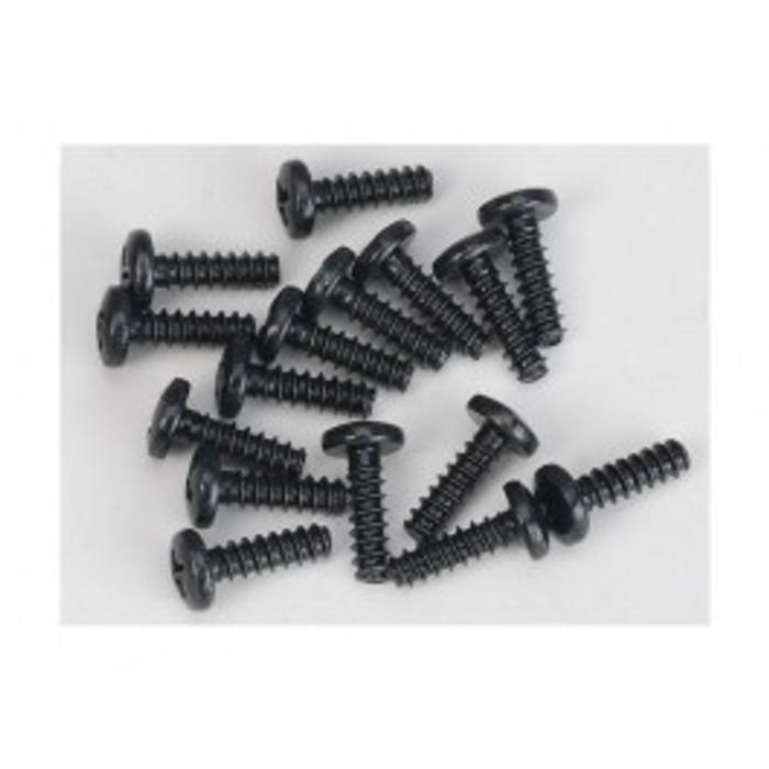 DHK 3x10mm BH Coarse Thread Screw (16pcs), 8381-703
