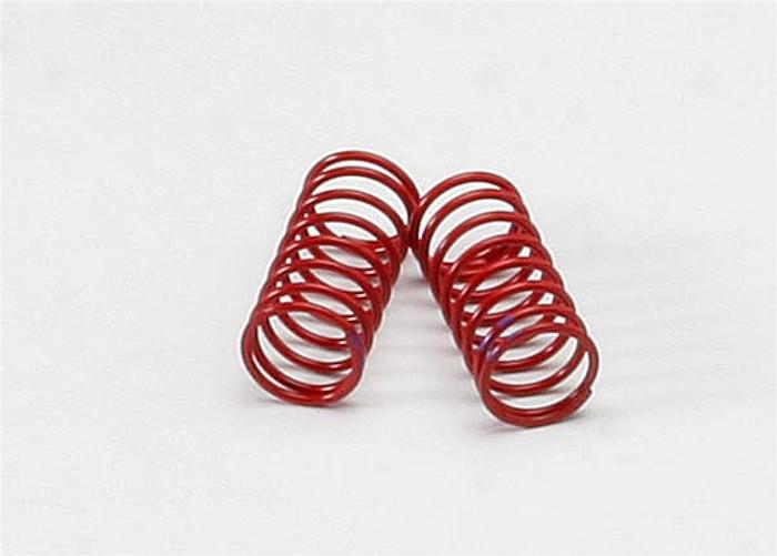 Traxxas Red GTR Shock Spring 2.3 Rate Double Purple Stripe, 5942