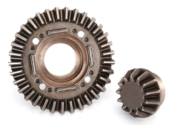 Traxxas Rear Differential Ring and Pinion Gear for the Unlimited Desert Racer, 8579
