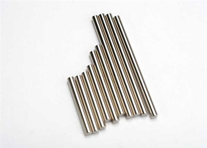 Traxxas Front and Rear Steel Suspension Pin Set Jato 3.3, 5521