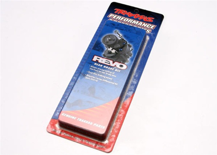 Traxxas Adjustable Rear Brake Kit Dual-Disc Revo 3.3, 5417