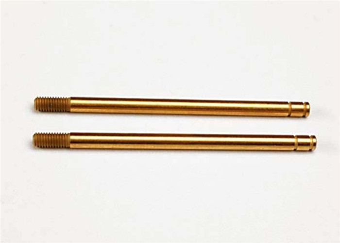 Traxxas Shock Shafts (titanium nitride coated, xx-long), 2656T