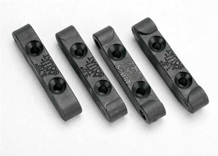 Traxxas Rear Suspension Pin Mounts Jato 3.3, 5559
