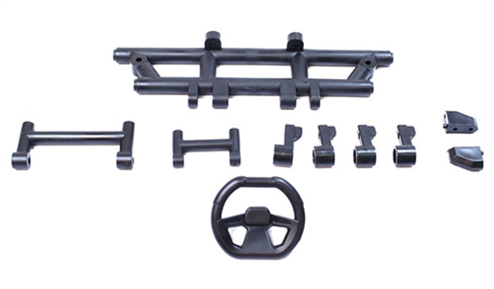 Rage RZX Brushless Buggy Servo Mount and Bumper Brace Set, C6055