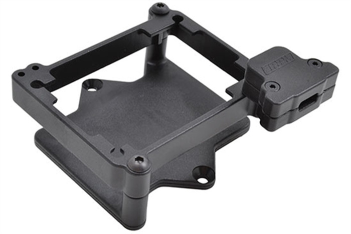 RPM Black ESC Cage for Castle Mamba Monster X, 73762