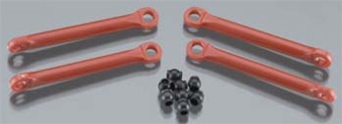 Traxxas Push Rod w/Hollow Balls for 1/16 Slash, 7018