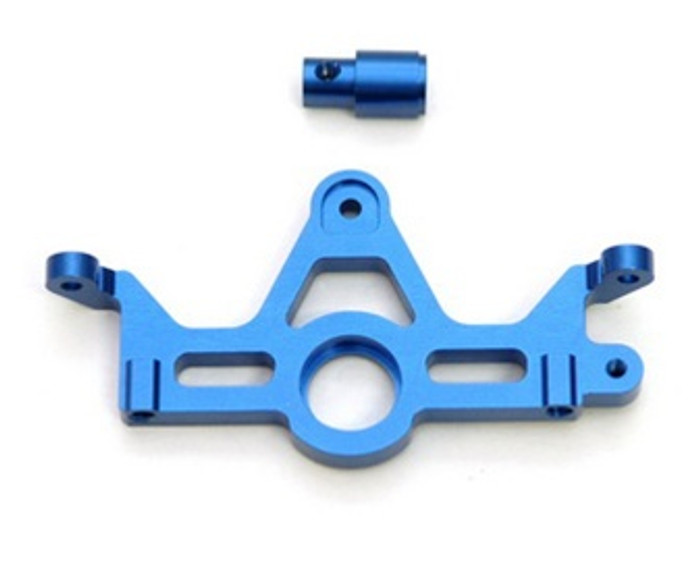 ST RACING CNC Machined Aluminum HD Motor Mount Slash/Stampede 4x4 (Blue), 6860B