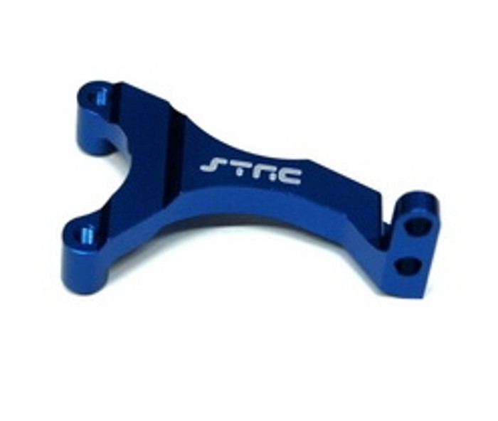 ST Racing Concepts Aluminum Rear Chassis Brace for Traxxas Nitro Slash 2WD (Blue), 4434B
