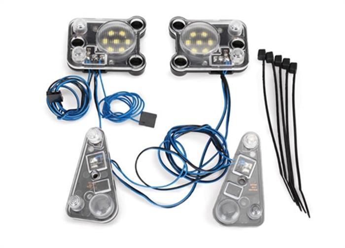 Traxxas LED Headlight/Taillight Kit for the TRX-4, 8027