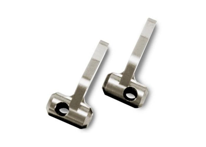 Traxxas L/R Aluminum Steering Blocks Jato 3.3, 5536R