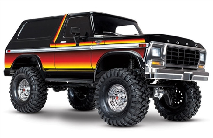 Traxxas TRX-4 Sunset Ford Bronco 4WD, 82046-4S