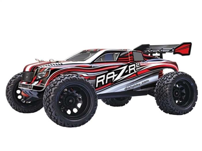 DHK Raz-R 2 RTR 1/10 4WD Stadium Truck, 8141