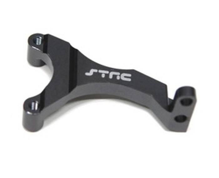 ST Racing Concepts Aluminum Rear Chassis Brace for Traxxas Nitro Slash 2WD (Gun Metal), 4434GM