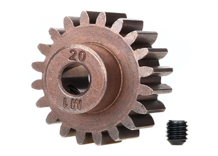 Traxxas 20T Steel Pinion Gear - X-Maxx, 6494X