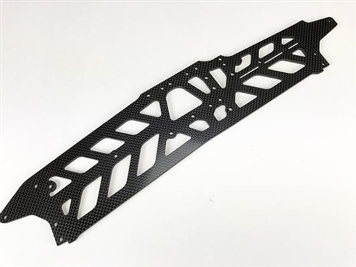 CEN Racing Carbon Fiber Chassis Plate 3.5mm for Colossus XT, CKR0401
