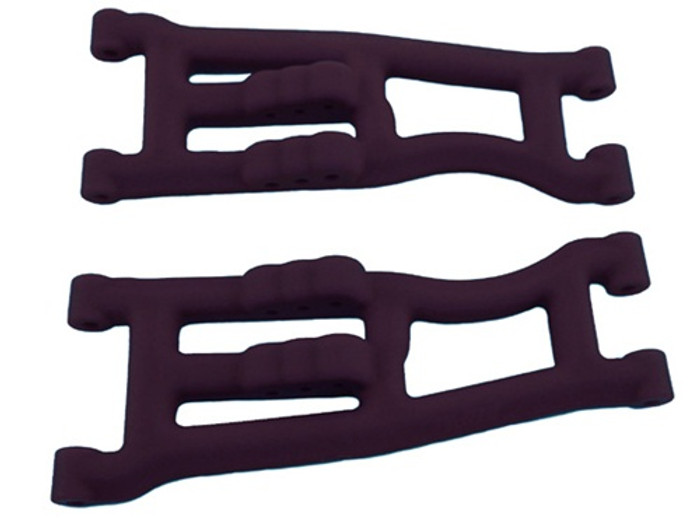 RPM Front A-Arms for Traxxas Jato - Black, 80722
