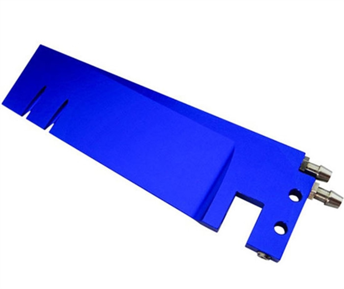 Hot Racing Dual Pickup Rudder for Traxxas Spartan Boat