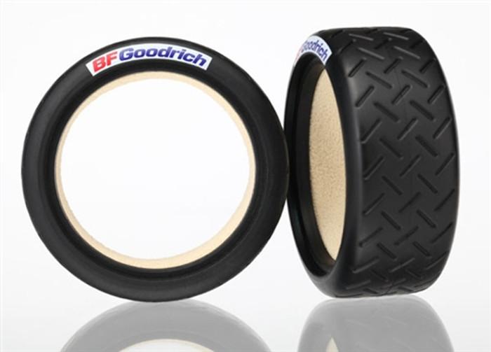 Traxxas BFGoodrich Soft Compound Rally Tires, 7370R