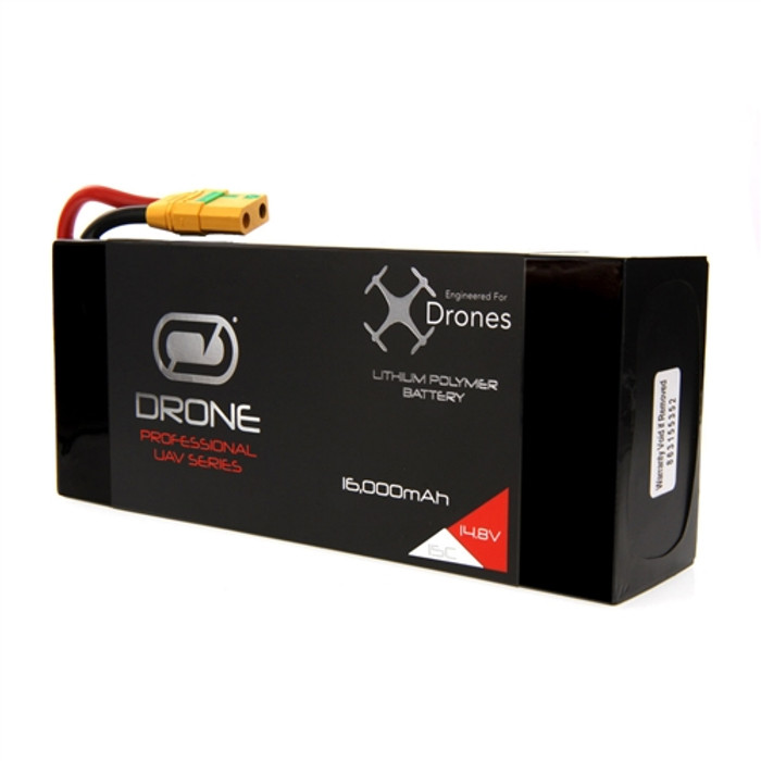 Venom 16000mAh 4S 14.8V Drone Pro LiPo Battery 15C with XT90-S Plug, 35004