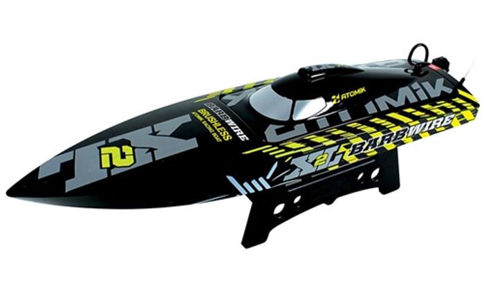 "Atomik Barbwire XL 2 RTR 24"" Brushless Race Boat, 18012"