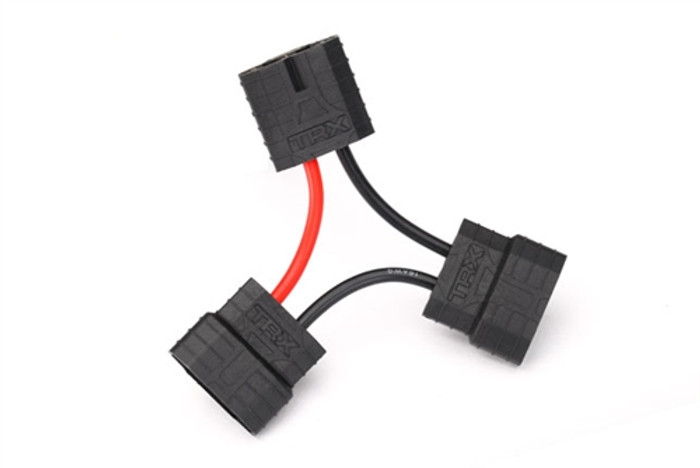 Traxxas Series Y-Harness with Traxxas iD Compatible Connectors, 3063X