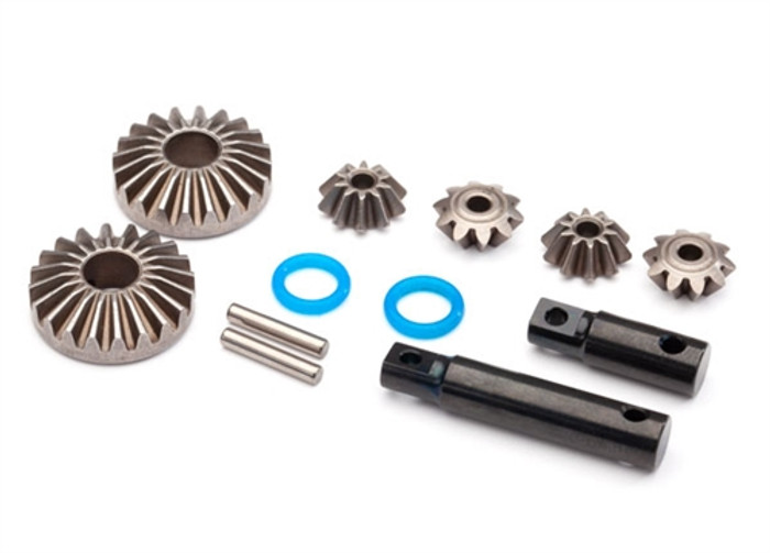 Traxxas Steel Center Differential Output Gears for Maxx 4S, 8989