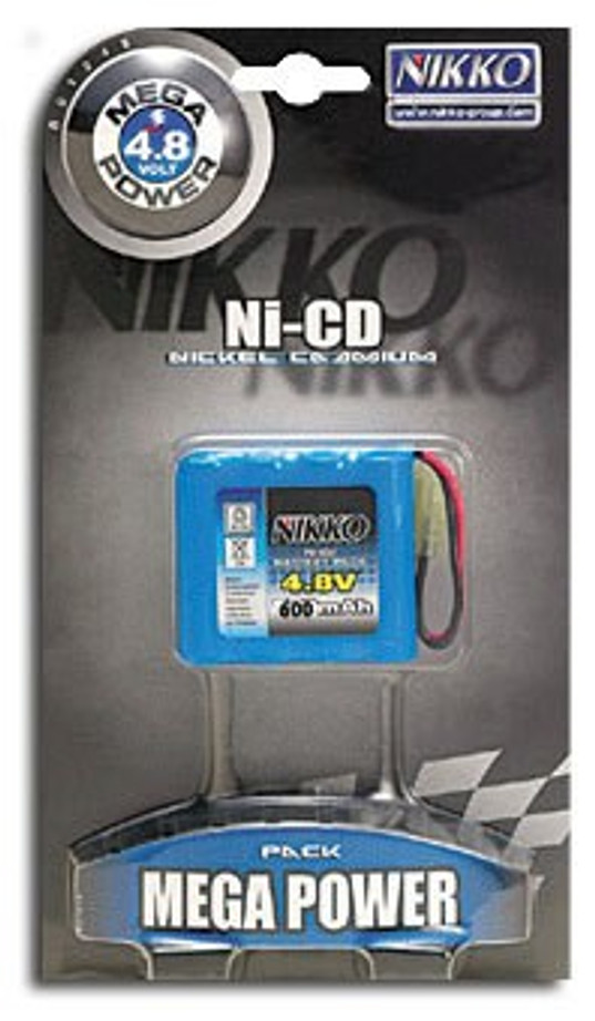 Nikko 4.8V Ni-Cd Battery Pack