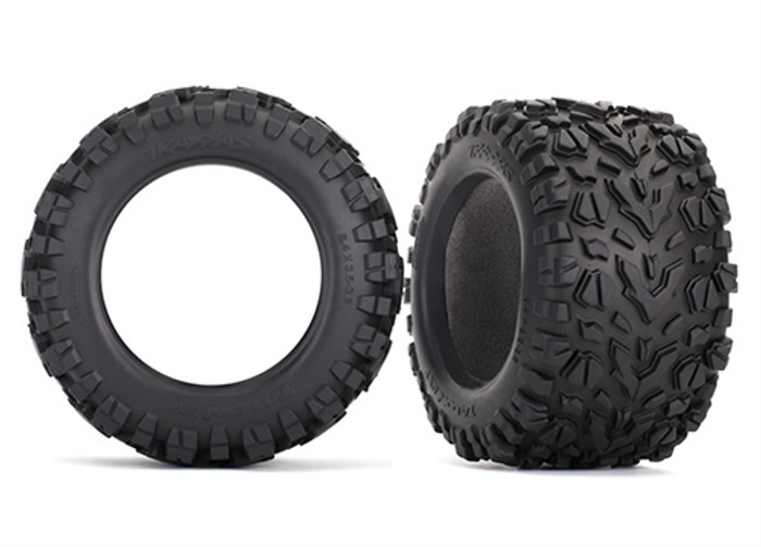 """Traxxas Talon EXT 3.8"""" Tires for New E-Revo 2.0, 8670"""
