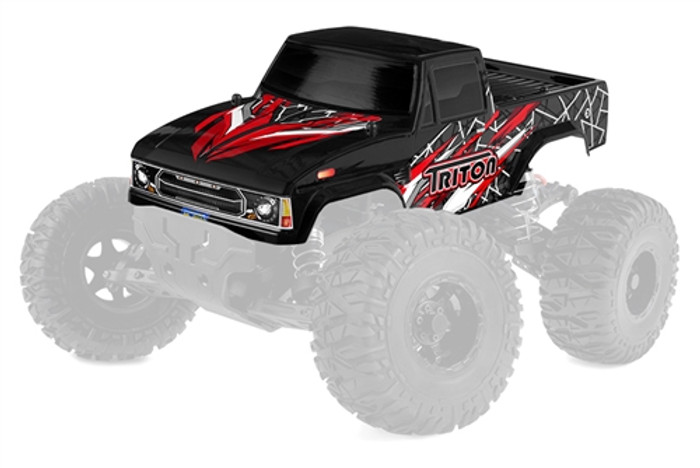 Team Corally Triton XP Painted Body, C-00251-200