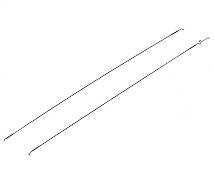 Rage Pushrod Set for Beechcraft Staggerwing Micro RTF, A1196