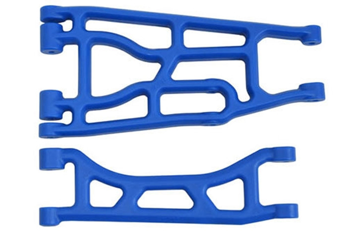 RPM Upper and Lower A-Arms for Traxxas X-Maxx - Blue, 82355