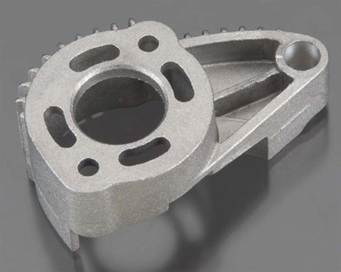 Traxxas Motor Mount Finned Aluminum for 550 motors, 7360