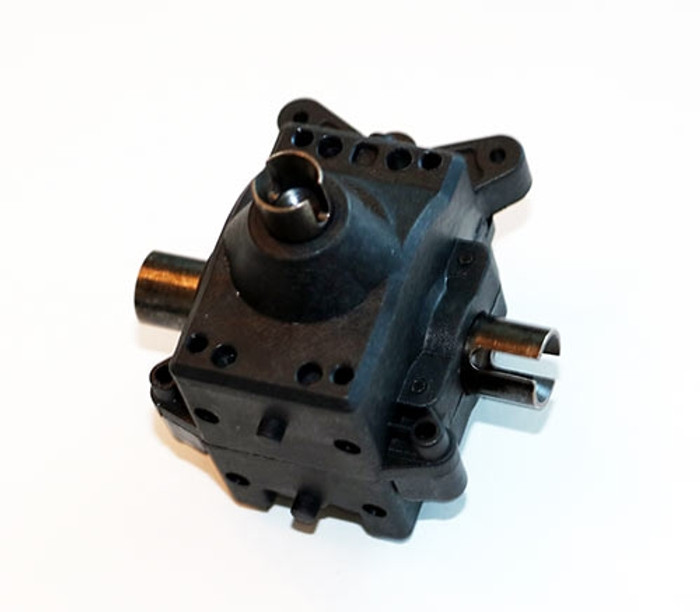 DHK Diff Gearbox for the Raz-R and Wolf Brushed Versions, 8133-100