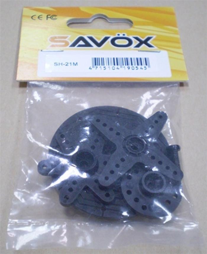 Savox SH21m Servo Horn - Full Set