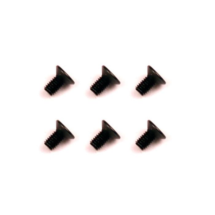 Atomik M3 x 6mm CH Screw (6 pcs), 10043