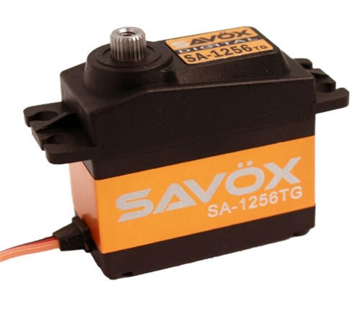 Savox SA-1256TG High Torque Titanium Gear Digital Servo