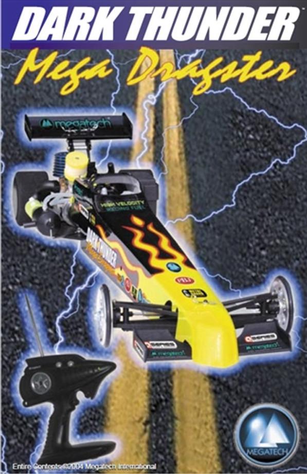 Megatech Dark Thunder Dragster User Manual Download