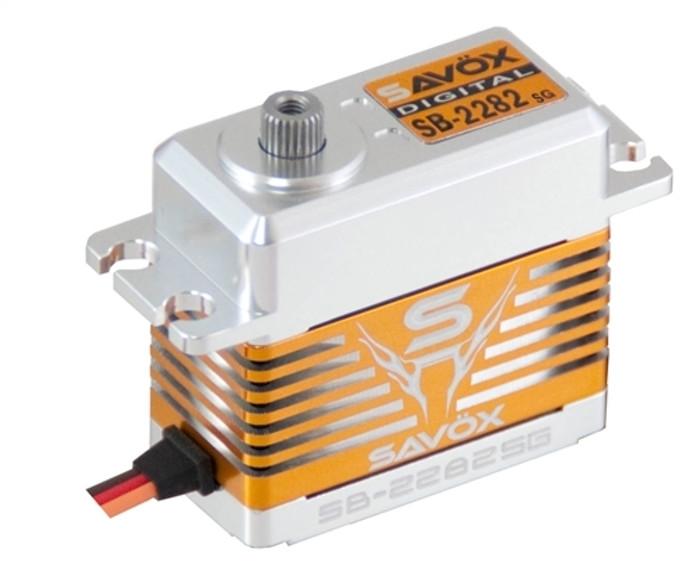 Savox SB-2282SG High Voltage Brushless Digital Servo
