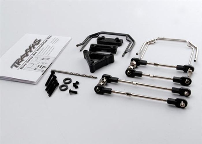 Traxxas Sway Bar Kit Revo front and rear, 5498